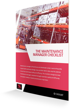 SSE_002_COV - Maintenacne Manager Checklist